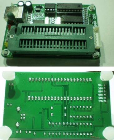 PIC K150 ICSP для прошивки микроконтроллеров Microchip Technology