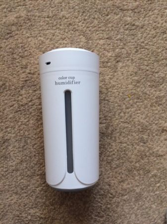 Портативный увлажнитель воздуха White Dolphin с USB