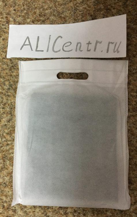 Упаковка лайтбокса с Алиэкспресс