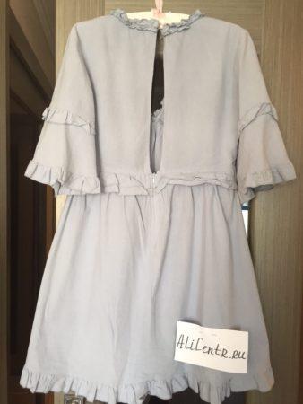 Женское летнее лёгкое платье Simplee