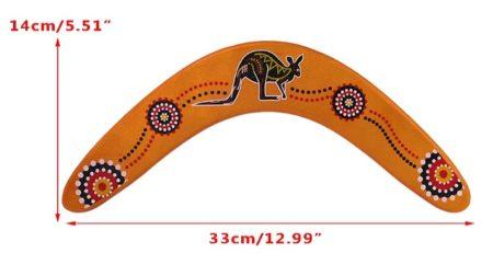 Деревянный австралийский бумеранг